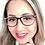 Thumbnail: Armação Feminina Preta Vintegy Óculos de Grau