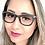 Thumbnail: Armação Feminina Vintegy Preta Óculos de Grau