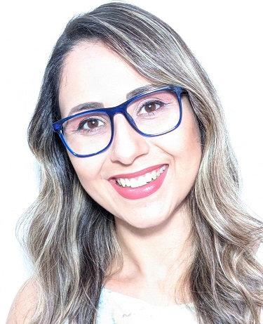 Armação Feminina Vintegy Azul Óculos de Grau