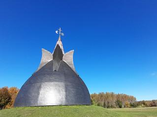 Gedenkpark Zalavárd am Kis-Balaton