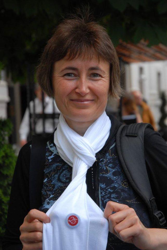 Elisabeth Balázs, Reiseleiterin in Budapest und Ungarn