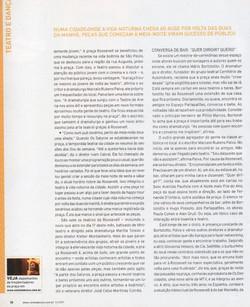 3- Revista Bravo 2009
