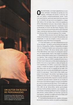 2- Revista Bravo 2009