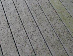 Problems with Composite Decking