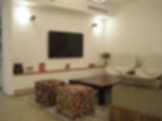 תכנון אדריכלי ועיצוב פנים דירת קבלן כפר סבא השרון