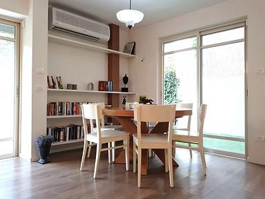 תכנון אדריכלי ועיצוב פנים בית פרטי בהרצליה