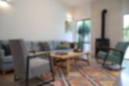 תכנון אדריכלי ועיצוב פנים בית פרטי ברעננה השרון