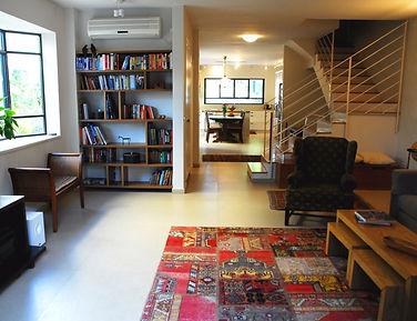 תכנון אדריכלי ועיצוב פנים בית פרטי בהרצליה איזור השרון