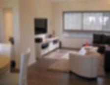 תכנון אדריכלי ועיצוב פנים דירת דופלקס רעננה איזור השרון