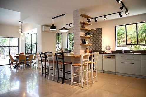 תכנון ועיצוב מטבחים באזור המרכז והשרון