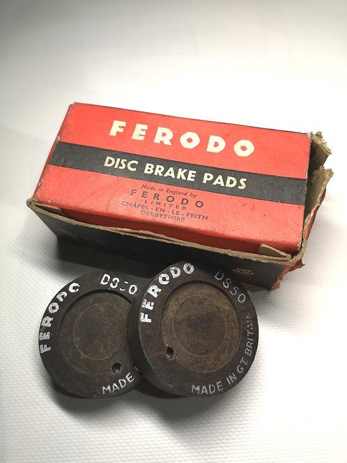 Ferrodo 541 Round brake pad set (4)