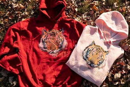Hue Gwop Master Tiger Hooded Sweatshirt