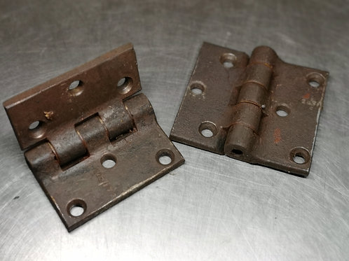 Pair of 541 door hinges