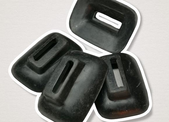 Bumper Iron Rubber Trim