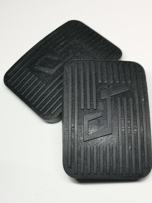 541 Brake & Clutch Pedal Rubbers