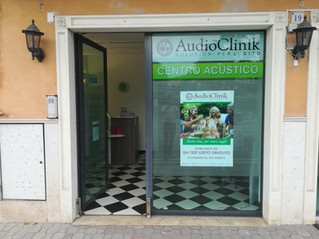 AUDIOCLINIK SI INGRANDISCE