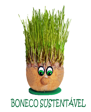 Boneco Sustentável
