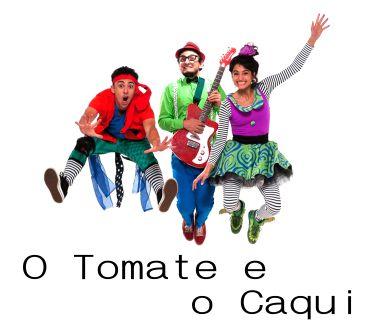 O Tomate e o Caqui