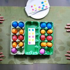 Quebra Cabeça de Ovos
