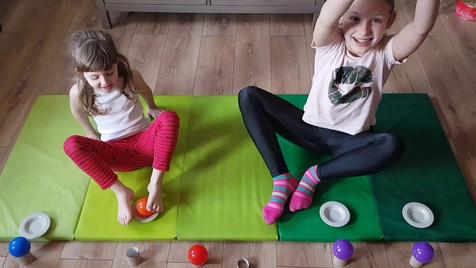 Brincando com Bolas