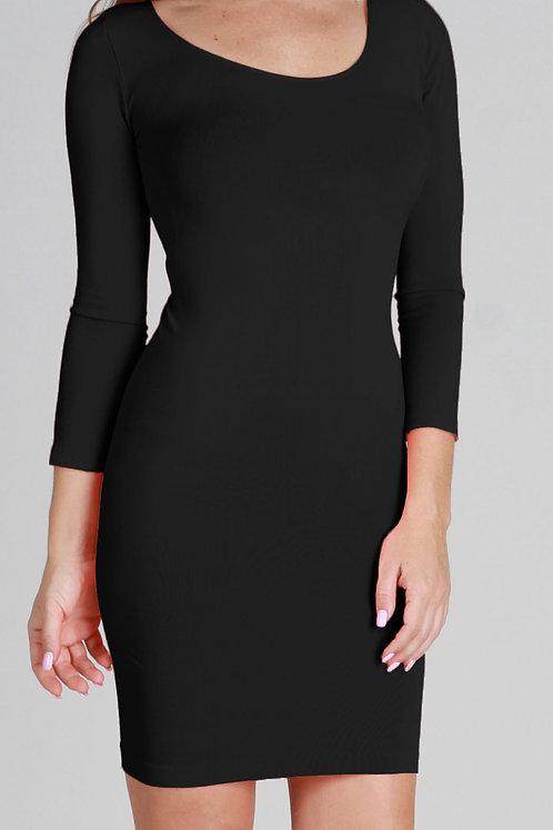 Nikibiki 3/4 sleeve dress