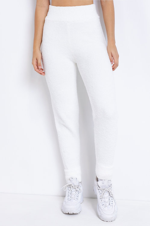 High waisted lounge pants