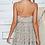Thumbnail: Tiered paisley dress