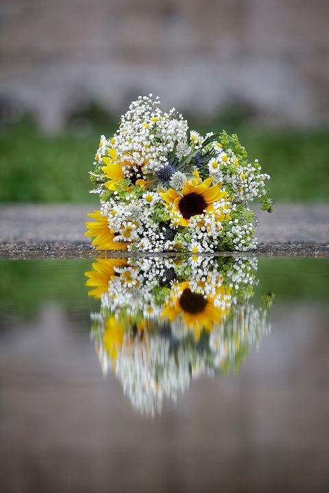 Mariage de Lucile et Fabien, Montreuil Bellay, Stéphane Guibert photographie Angers,photodu bouquet de la mariée