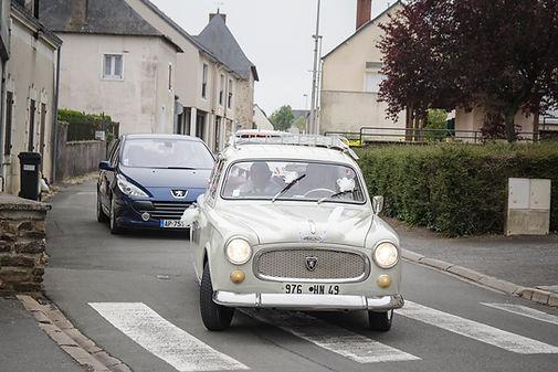 Mariage d'Adeliene et Thomas, Arrivée de la mariée, Stéphane GUIBERT, photographe mariage Angers