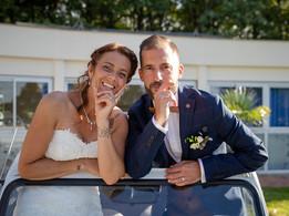 Manuela et Benjamin