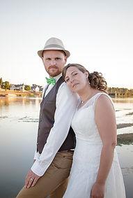Mariage d'Amélie et de Pierre Alexandre à Ecouflant - Portfolio stephane guibert photographies