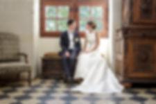 Mariage de Pauline et Colas Brissac, Stéphane Guibert photographe mariage Angers , Photos de couple dans le chateau de Brissac.