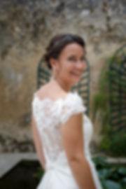 Mariage de Lucile et Fabien, Montreuil Bellay, Stéphane Guibert photographie Angers, la mariée