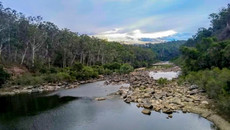 """The Mitchell River: What's a """"Catchment Management Authority"""" (CMA), and why do we care?"""