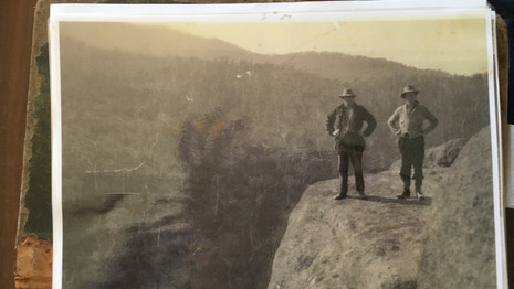Historic Photos from Anglers Rest, Blue Duck, and the Mitta Mitta