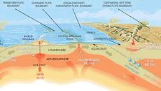 Volcanoes in the Alps?