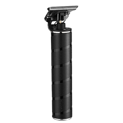 Barbarossa Brothers Electric Head & Body Shaver: Knurled Black - Hair Clippers