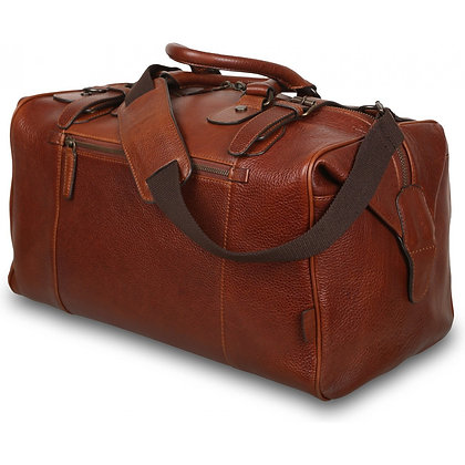 Ashwood leather Theodore  Holdall