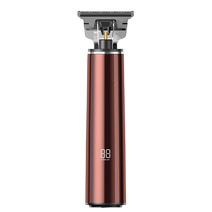 Barbarossa Brothers Electric Head & Body Shaver: Copper - Hair Clippers