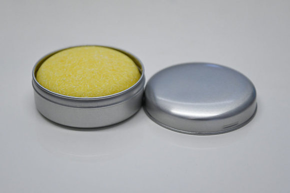 Shampoo and Conditioner Bar Storage Tin