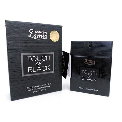 Touch of Black Deluxe (Mens 100ml EDT)