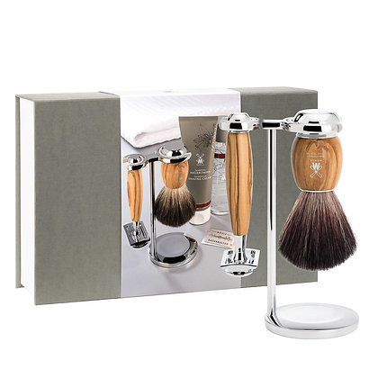 MÜHLE VIVO Olive wood Gift Set