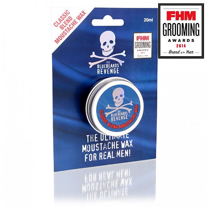 Bluebeards Revenge 'Classic Blend' Moustache Wax 20ml