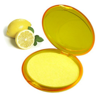 Paper Soaps -Lemon