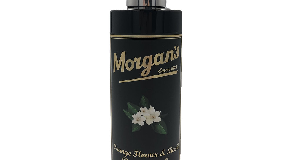 Morgan's Orange Flower & Basil Body Wash 250ml