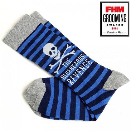 Bluebeards Revenge Socks