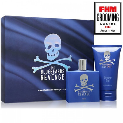 Bluebeards Revenge Eau de Toilette & Shower Gel Gift Set (Gift Boxed)