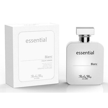 Essential Blanc (Mens 100ml EDT)