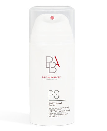 BBA Post Shave Balm 100ml