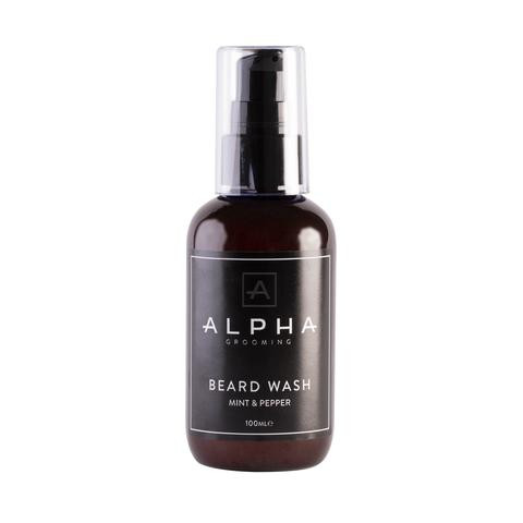 Alpha Grooming Beard Wash